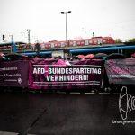 Köln – Proteste gegen den AfD Parteitag